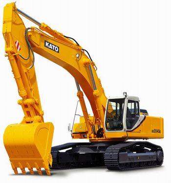 HD2045III挖掘机