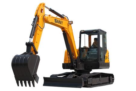 SY55C-9挖掘机