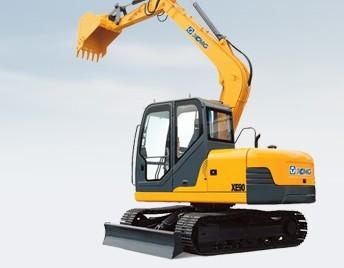 XE90D挖掘机