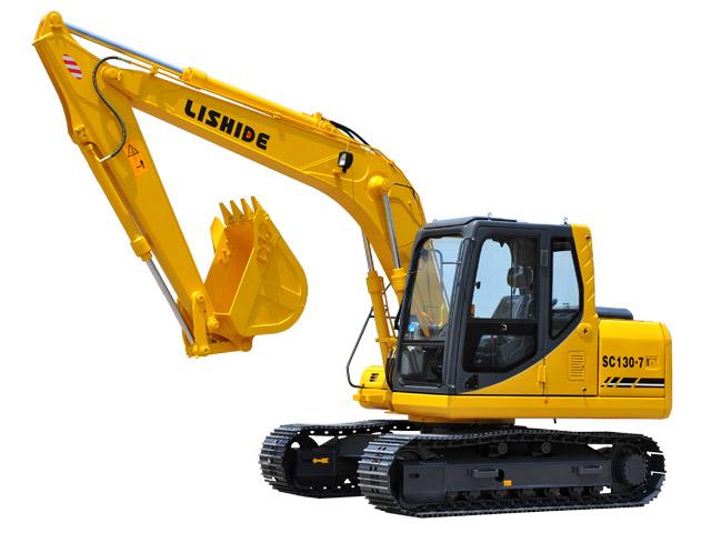 SC130.7挖掘机