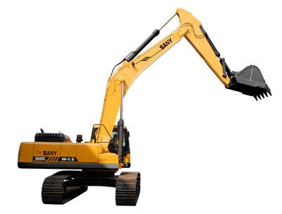 SY360C挖掘机