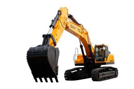 SY425C挖掘机
