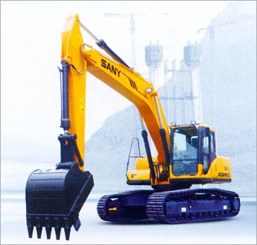 SY230C-8挖掘机