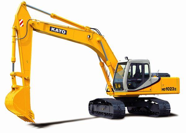 HD1023III挖掘机