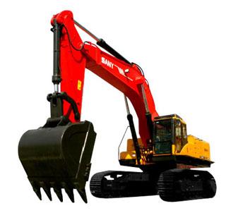 SY700C挖掘机
