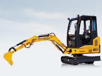 XE15挖掘机
