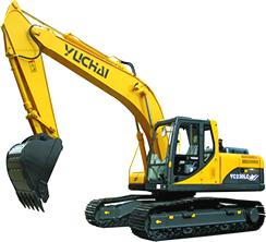 YC230LC-8挖掘机