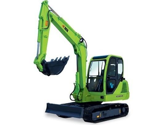 XCG60-8A挖掘机