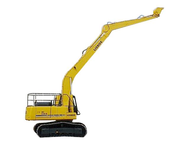 力士德加长型挖掘机