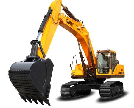 SY335C-8挖掘机