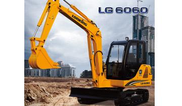 LG6060挖掘机