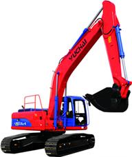 YC240LC-8挖掘机