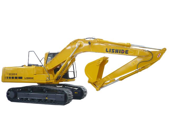 SC200.8挖掘机