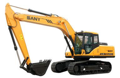 SY235C-8挖掘机