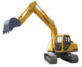 YC135-8挖掘机