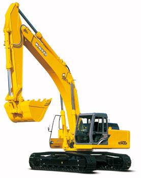 HD1430R挖掘机