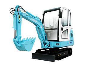 DS18挖掘机