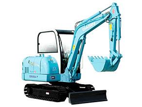 DS50-7挖掘机