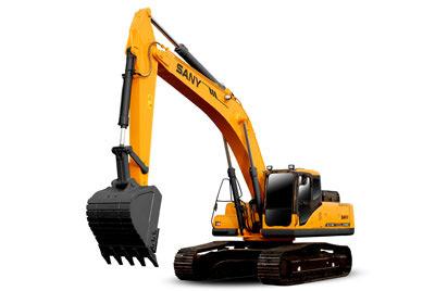 SY330C挖掘机