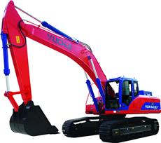 YC360LC-8挖掘机