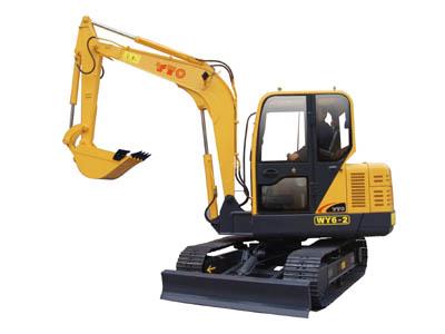 WY6挖掘机