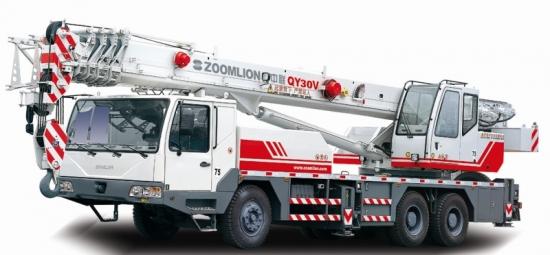 QY30V532汽车起重机