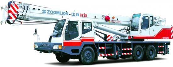 QY25E431汽车起重机