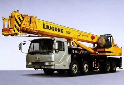 QY35F汽车起重机