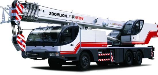 QY30V531汽车起重机