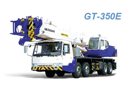 GT-350E(5365)汽车起重机