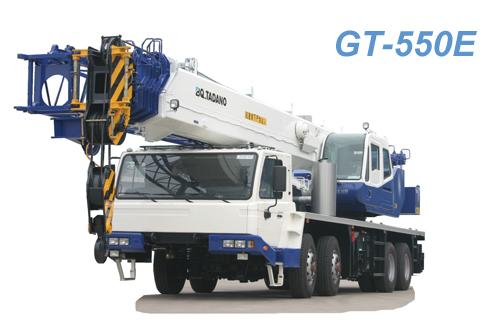 GT-550E(5431)汽车起重机