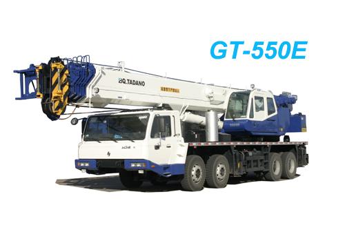 GT-550E(5432)汽车起重机