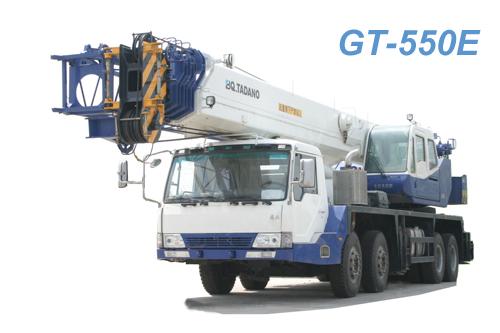 GT-550E(5425)汽车起重机
