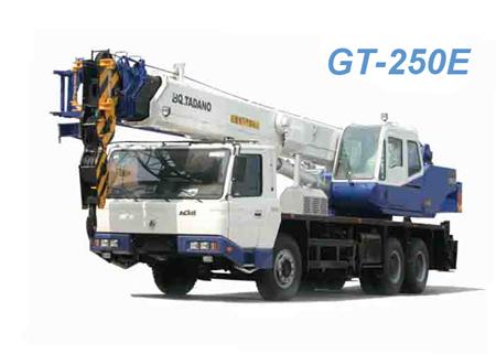 GT-250E(5331)汽车起重机