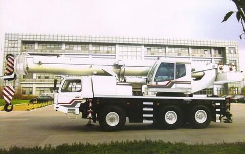 QAY55E全地面起重机