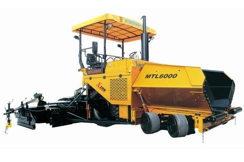 MTL6000摊铺机