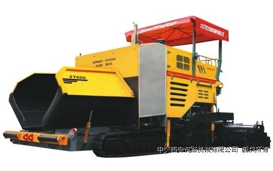ZT600摊铺机