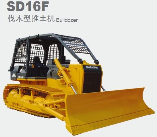 SD16F推土机