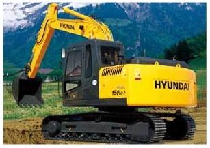 R150LC-9挖掘机
