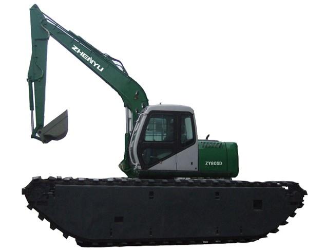 ZY80SD挖掘机