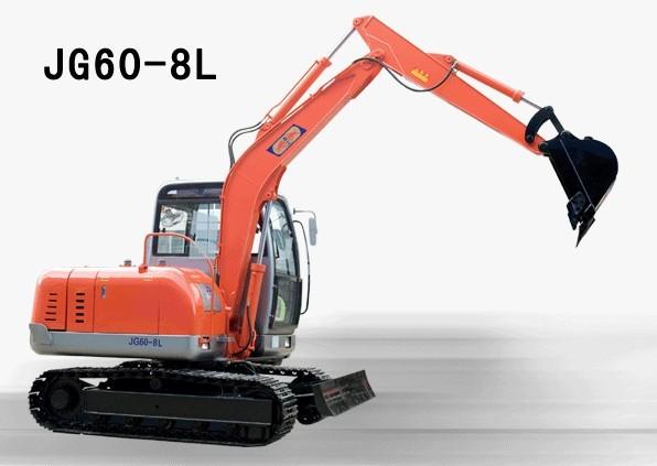 JG60-8L挖掘机