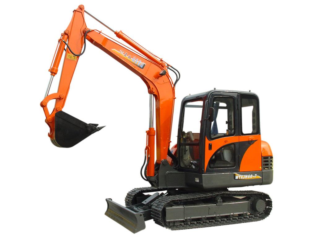 JH60挖掘机