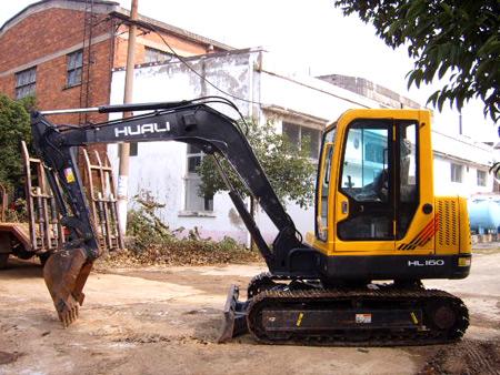 HL160挖掘机