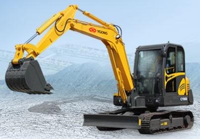 CY860挖掘机