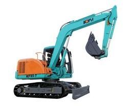 KY85挖掘机
