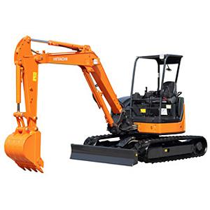ZX50U-2挖掘机