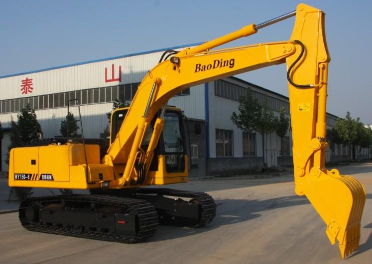 WY150-6挖掘机