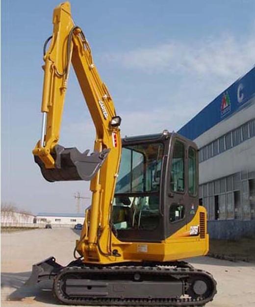 CT40-7A挖掘机