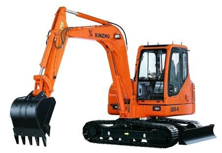 XZ60-8挖掘机