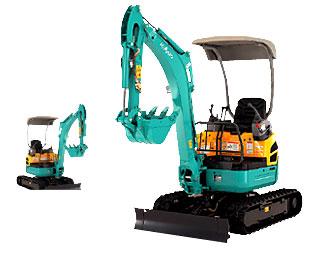 U15-3S挖掘机